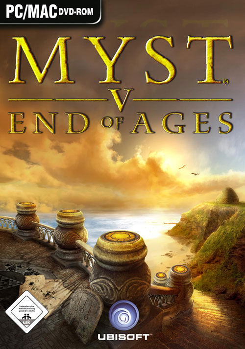Myst 5: End Of Ages