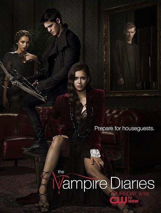 дневники вампира 5 сезон смотреть 1 серия онлайн
