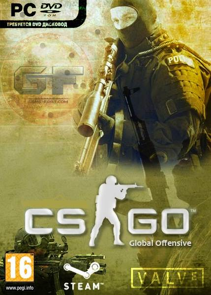 CS: GO Counter-Strike: Global Offensive 2019 (PC)