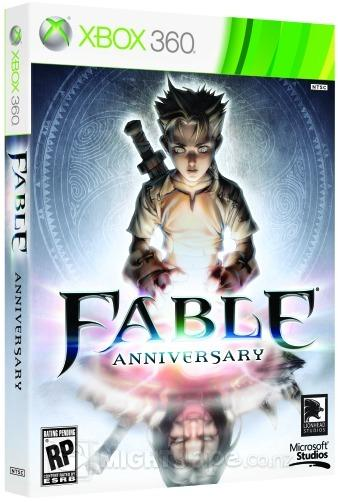 Fable Anniversary [RUS] торрент