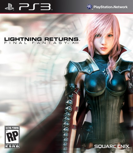 Lightning Returns: Final Fantasy XIII торрент
