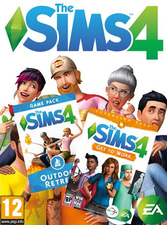The SIMS 4: Deluxe Edition [upd Русская ] (2014) PC | RePack от R.G. Freedom