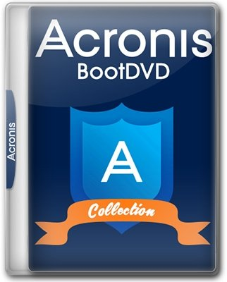 Acronis BootCD / BootDVD 2019 30.03.19 PC / Русский