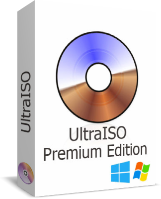 UltraISO 9.7.1 Premium Edition + ключ (2019)
