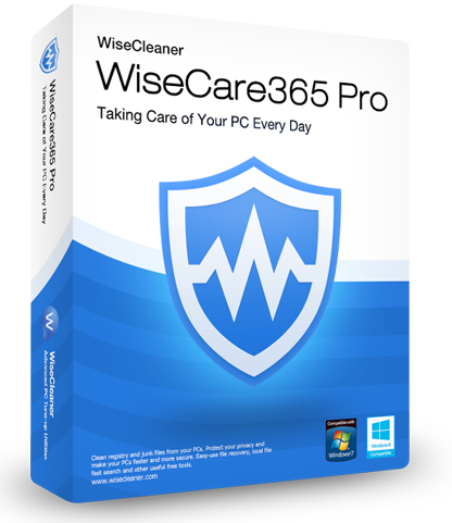 Wise Care 365 Pro 2019 + Portable