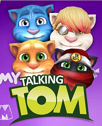 Мой Говоряший Том Торрент