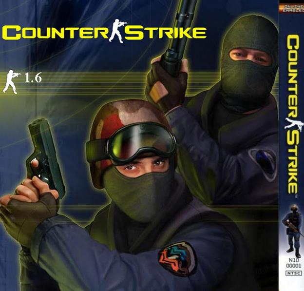 Counter-Strike 1.6 (2019) PC