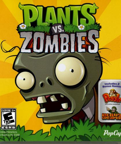 Растения против Зомби 3