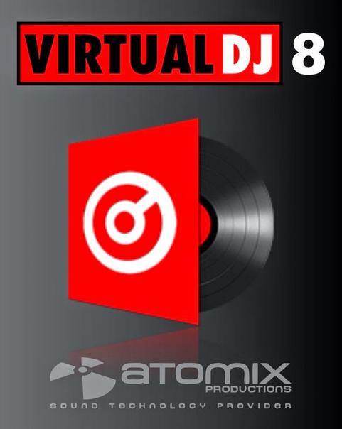 Atomix Productions - Virtual DJ Pro 8.0 на русском