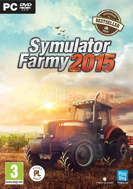 Professional Farmer 2015  PC
