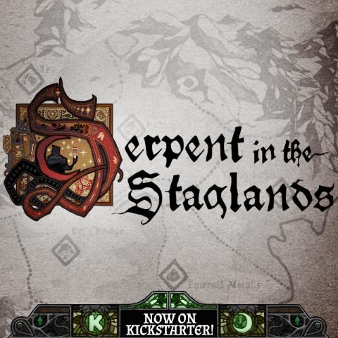 Serpent in the Staglands