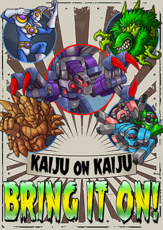 Kaiju A GoGo