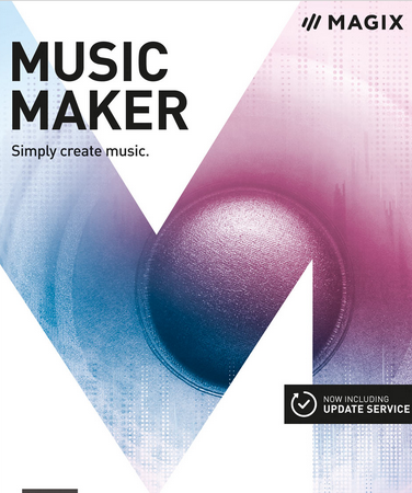 MAGIX Music Maker 2019 Premium (PC)