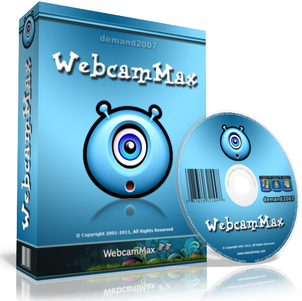 WebcamMax 8.0.7 На русском для Windows PC