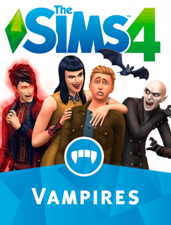 The Sims 4: дополнение Вампиры (PC)