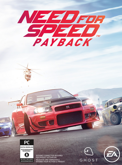 Need for Speed Payback (2017) Русская версия