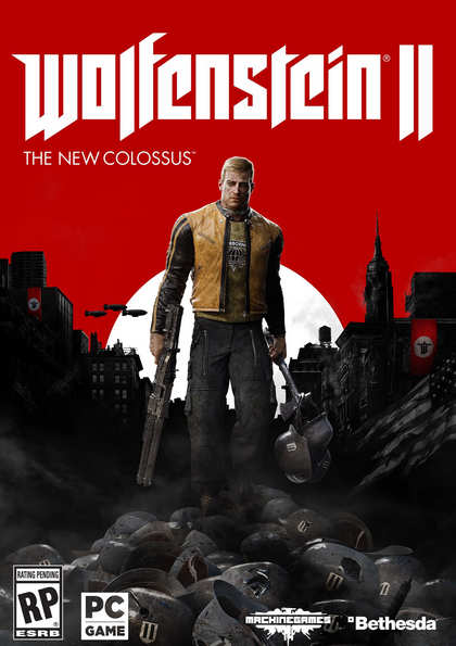 Wolfenstein 2 The New Colossus PC (2017) торрент