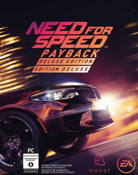 Need for Speed Payback Repack by xatab 2018