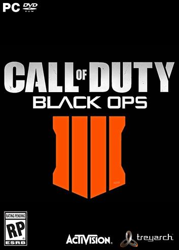 Call of Duty: Black Ops 4 PC (2018) торрент