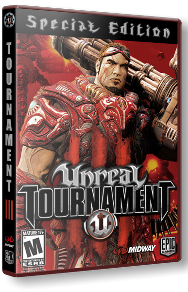 Unreal Tournament 3 Special Edition (RUS | PC | 2007) | RePack от R.G. Механики