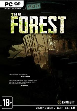 The Forest [v1.08] (2018) PC | RePack xatab торрент
