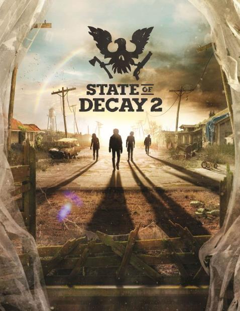 State of Decay 2 2018 PC Русский, Лицензия торрент