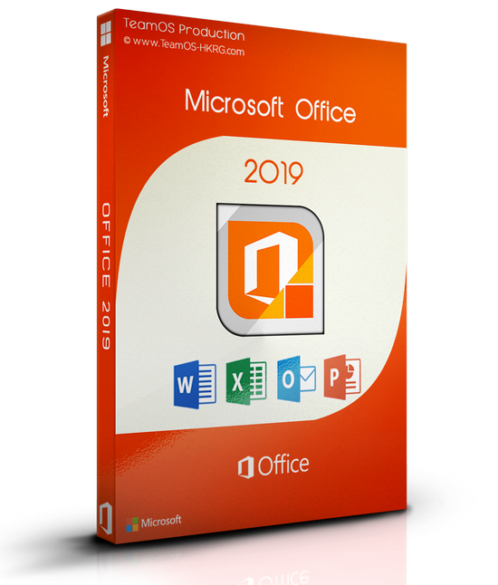 Microsoft Office 2019 Professional Plus + ключи активации (PC)