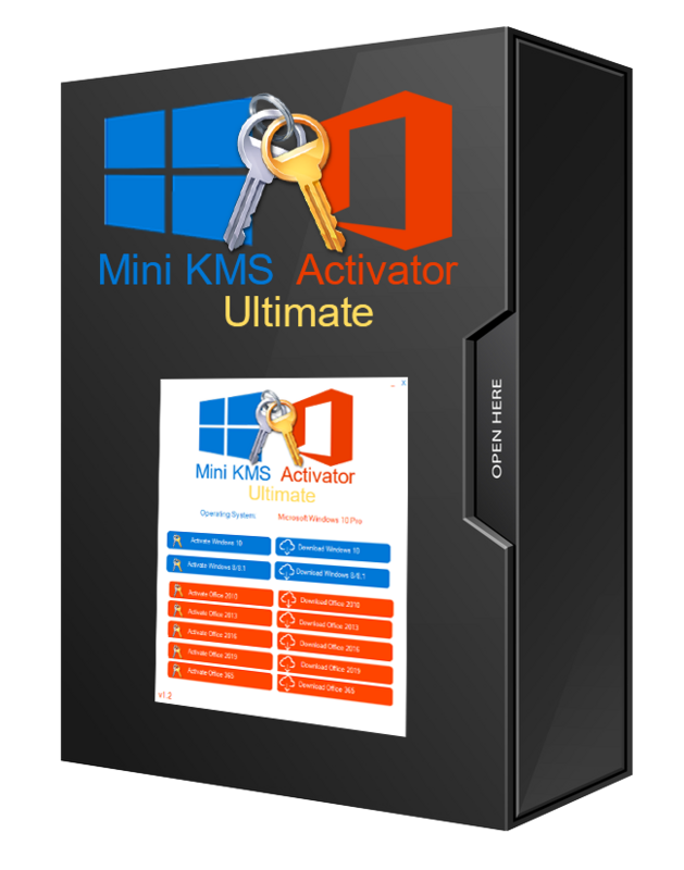 Windows KMS Activator Ultimate 4.9