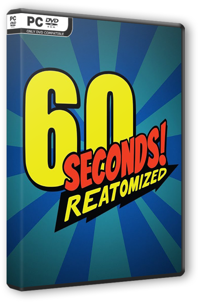 60 Seconds! Reatomized [v 1.0.389] (2019) PC