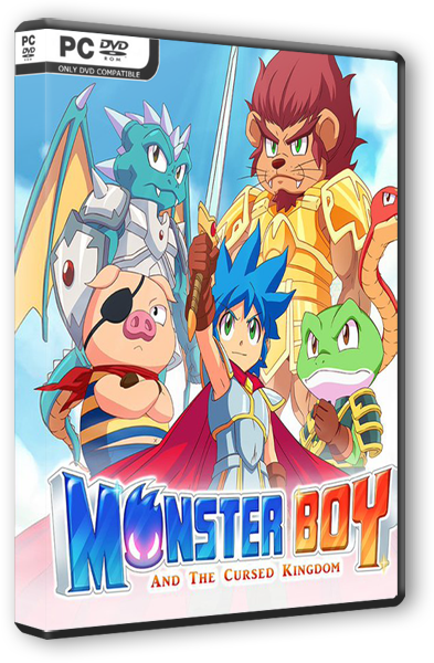 Monster Boy and the Cursed Kingdom (2019) PC