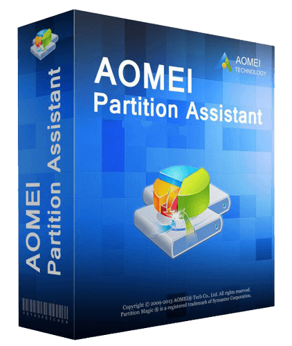 AOMEI Partition Assistant Technician Edition 8.4.0 (2019) РС