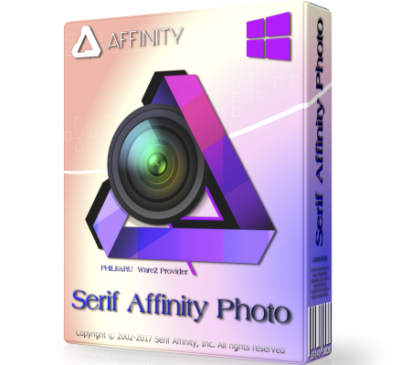 Serif Affinity Photo 1.7.3.481 + Content