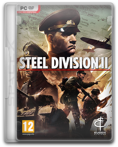 Steel Division 2: Total Conflict Edition [v 1.6.23240 + DLCs] (2019) PC