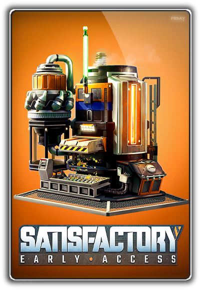 Satisfactory [v 0.2.1.3 | Early Access] (2019) PC